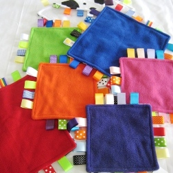 Comforters & Raggy Tags