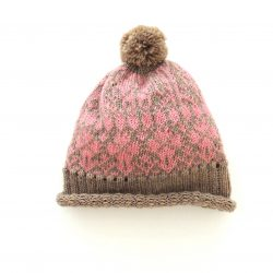 Fawn Pink hat