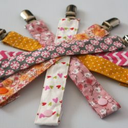 pink dummy clips