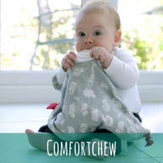 Dribble Bibs, Comforters & Dummy Clips